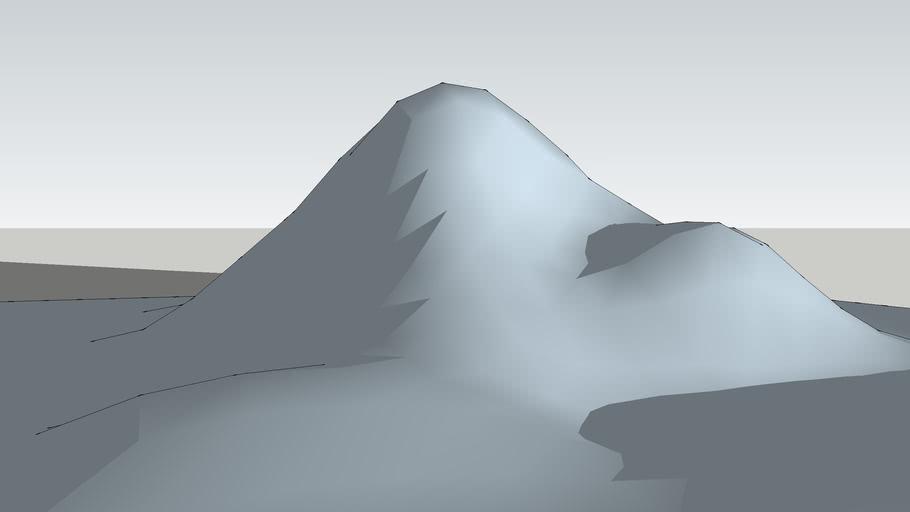 Terrain 1: MountaIn