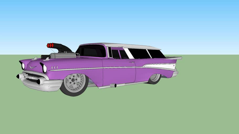 1957 Nomad Doorslammer