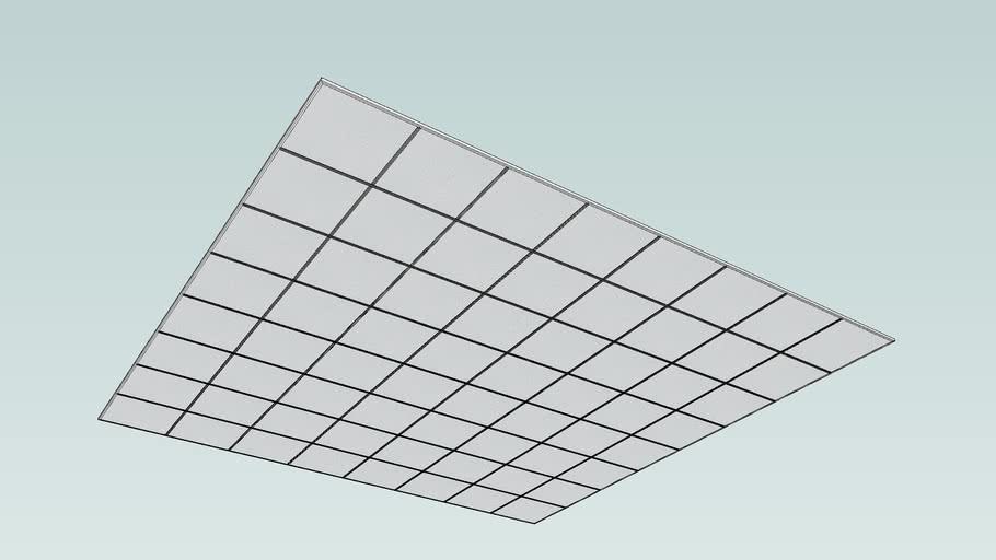Mineral Fiber Acoustical Ceiling Tiles