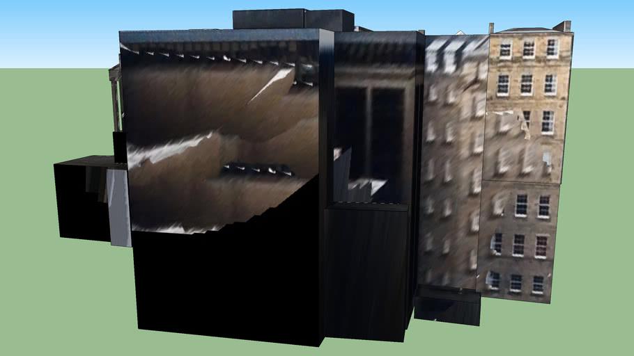 Building in Edinburgh EH1 3SQ, UK