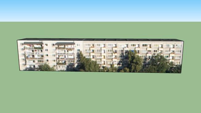 Bâtiment situé Warszawa, Pologne