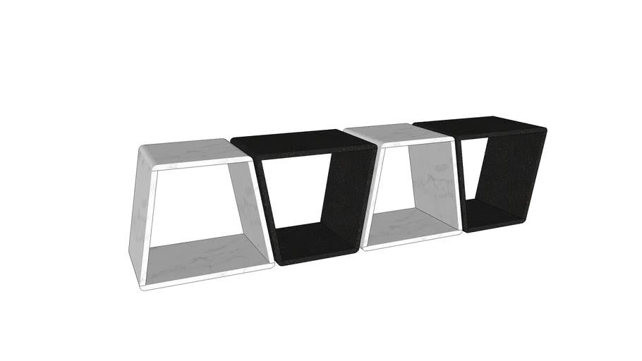 Banco Apollo - Danilo Vale Design