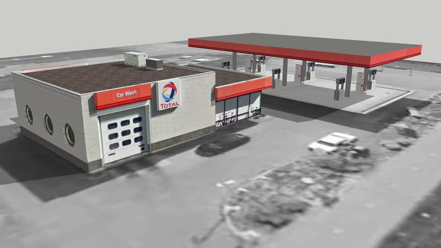 Total Tankstation Nieuweweg - Wognum