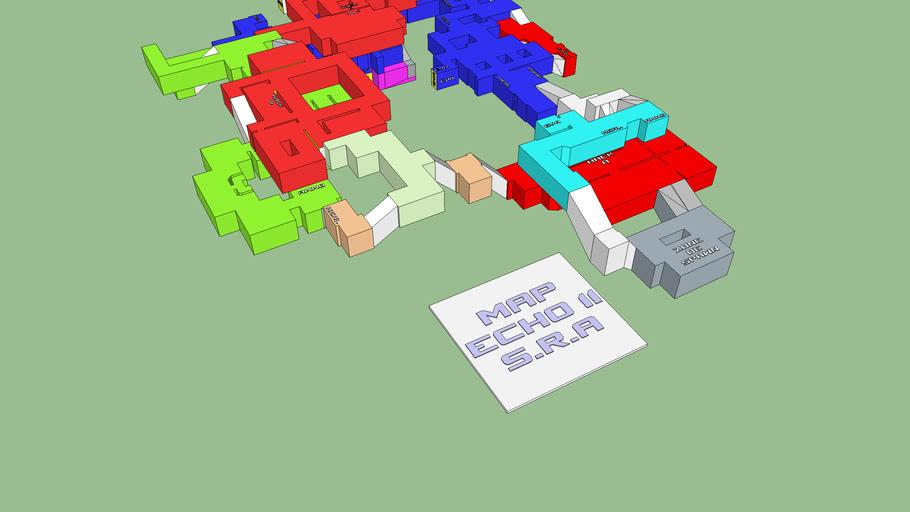 Map ECHO 11 3D SRA