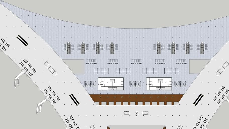 Airport Floor Plan 3d Warehouse