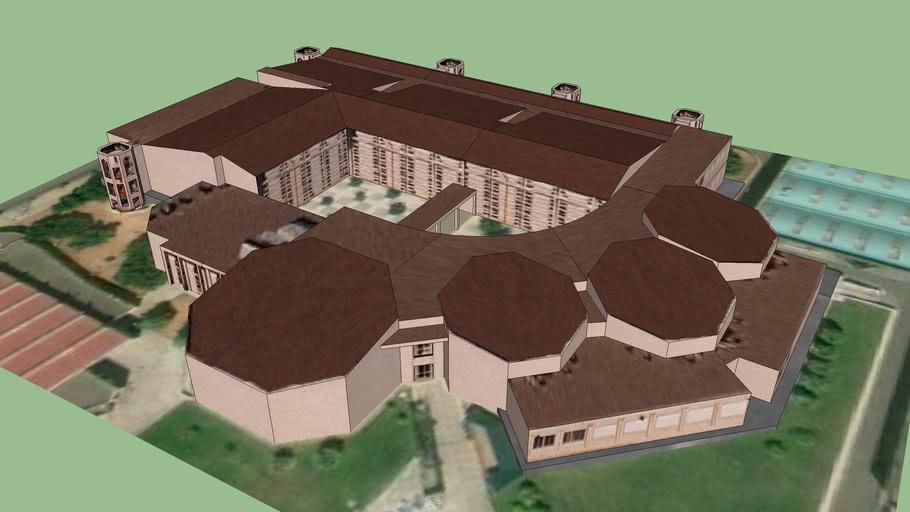 Aulario Averroes (Campus de Rabanales)