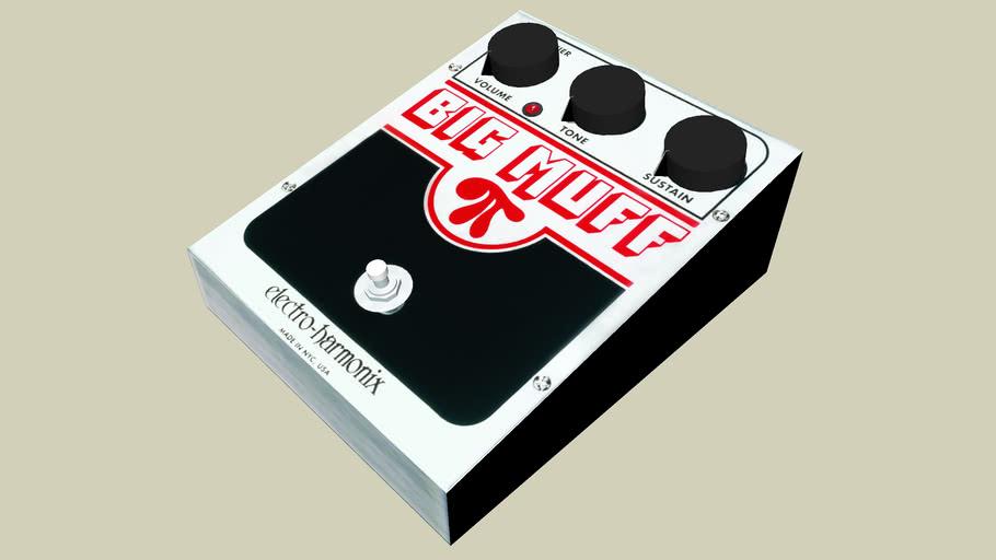 Electro-Harmonix Big Muff Pi (USA)