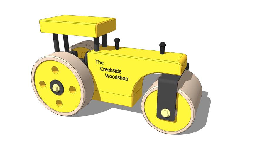 Toy Steam Roller