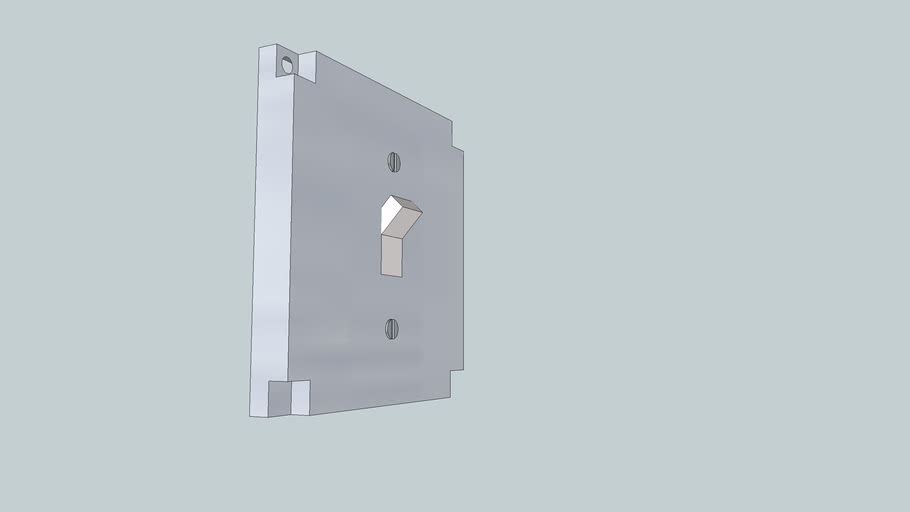 RS Cover Light Switch