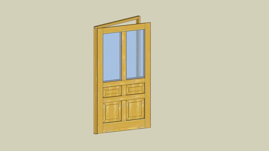 3 entry door styles
