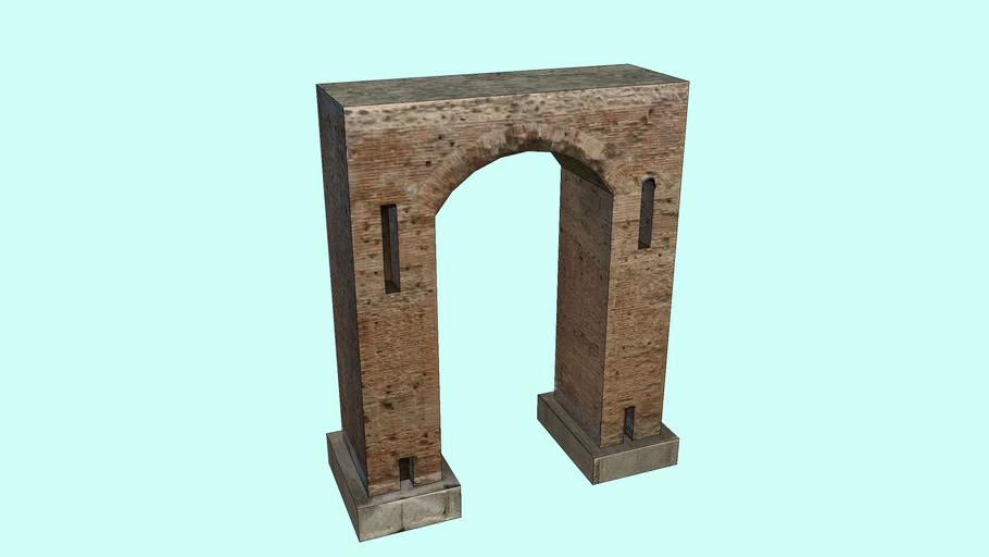 Pompeii Arch of Caligula
