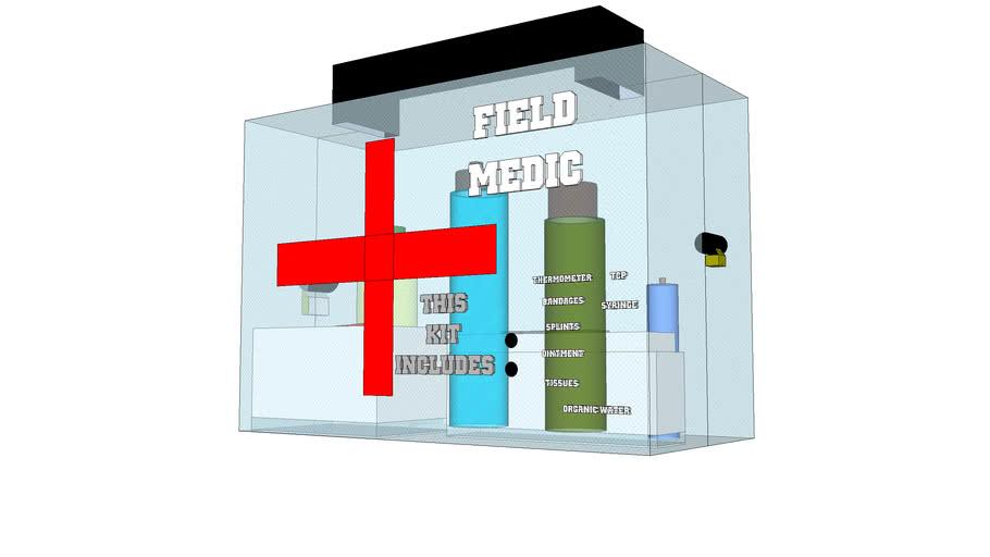 Field medic kit