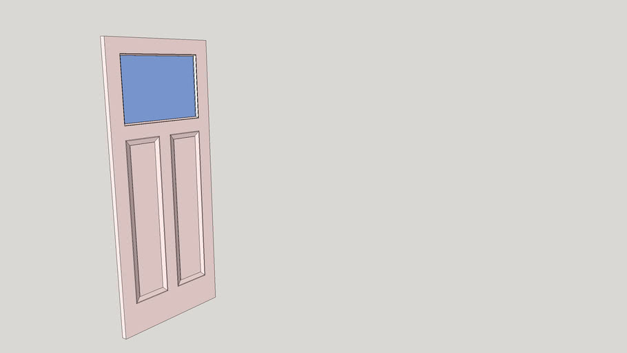 dynamic multi panel door