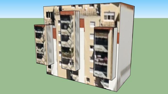 Building in 69190 Saint-Fons, France