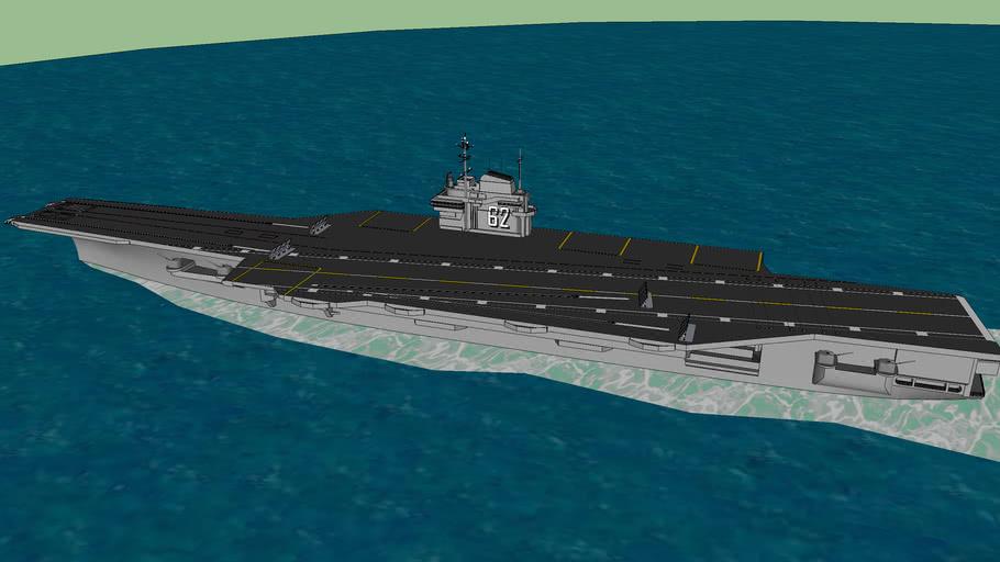 CV-62 USS Independence