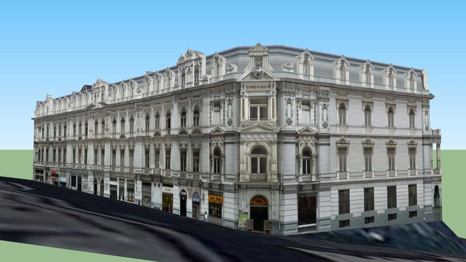 Edificio Ex Hotel Royal