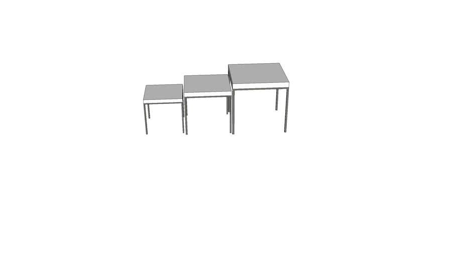 IKEA Triple tables
