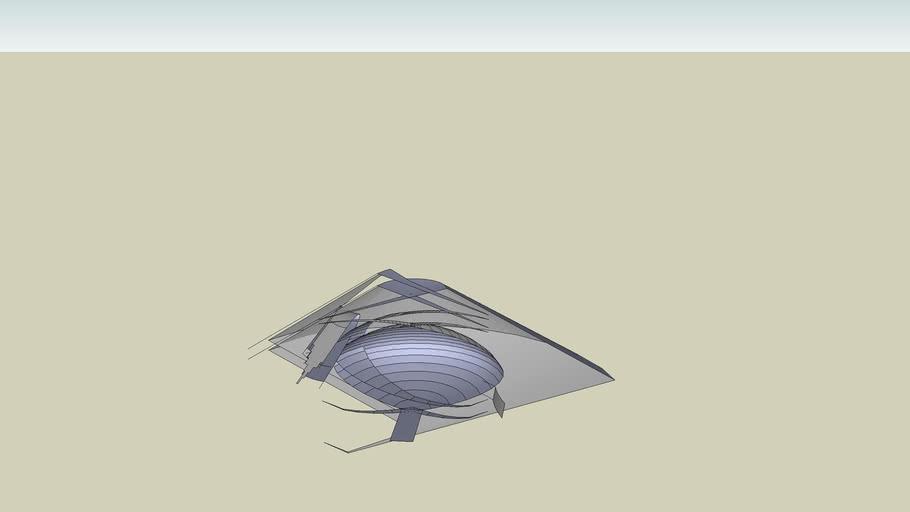 Alien Dome Beta (Very Complex)