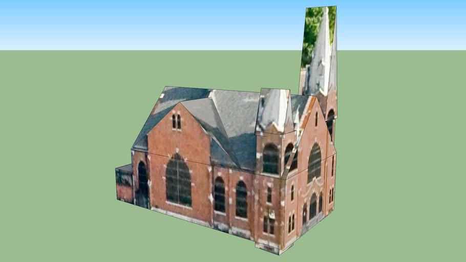 Church in Milwaukee, WI, USA