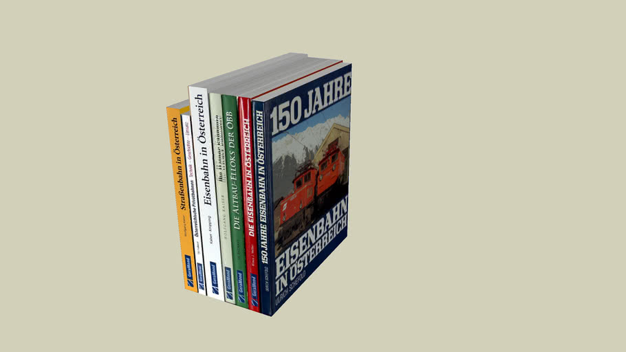 Bücher 18 (13x27x23cm)