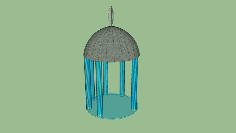 Glass Dome Pagoda