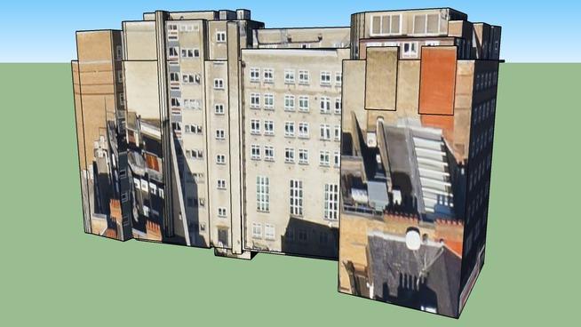 Building in Westminster, London W1U 5AU, UK