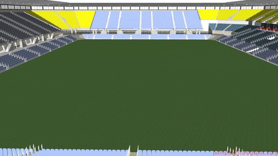 Hindmarsh Stadium: Expansion phase 2