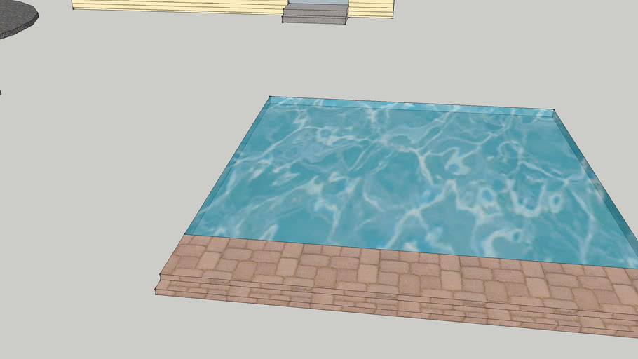 Basic House with pool