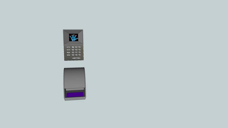 Hand Scanner Set