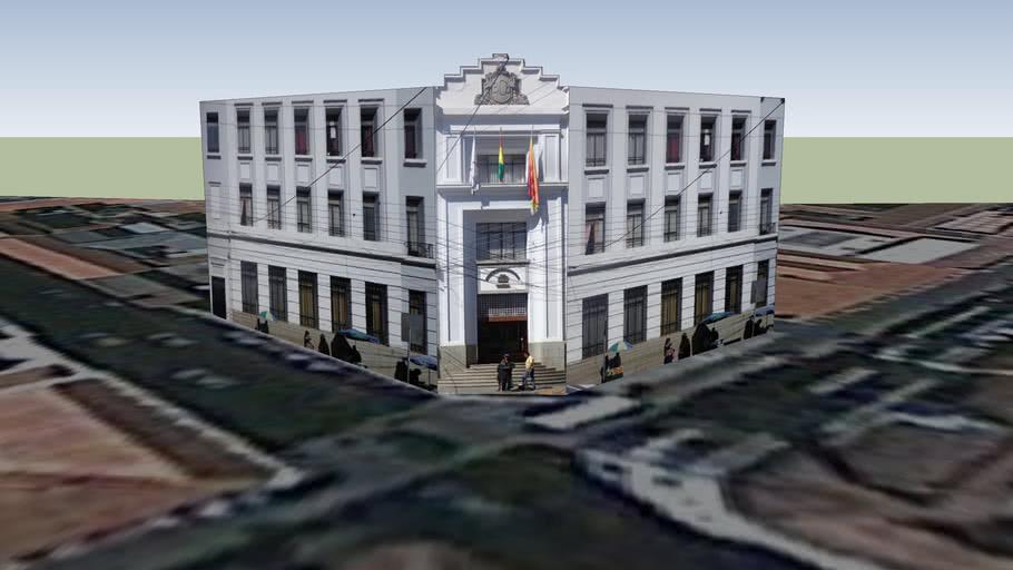 FISCALIA GENERAL DE BOLIVIA