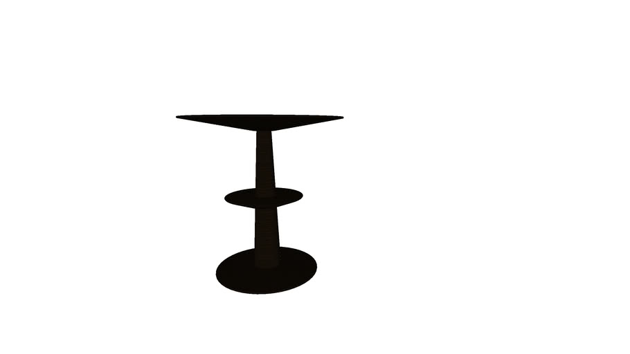 Holly Hunt Solar Occasional Table