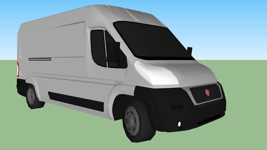 2011 Fiat Ducato Long Chassis