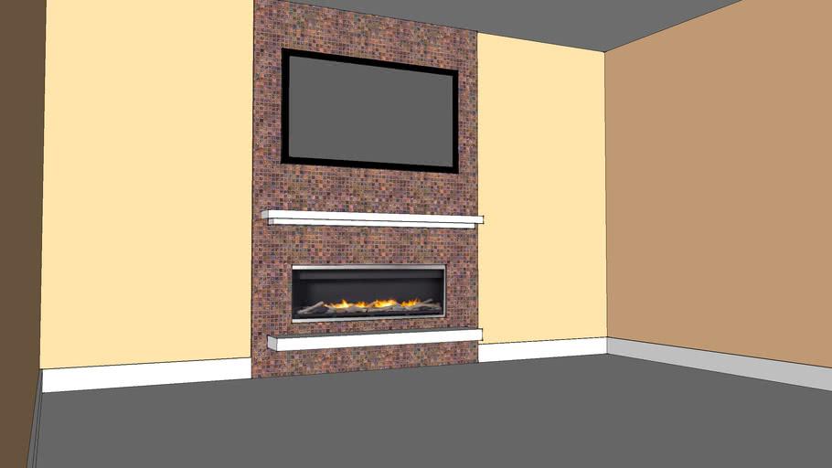 5020 fireplace #2