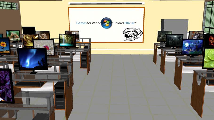 Moderna Aula de Informática