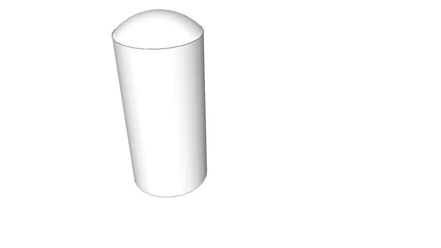 cylindrical solid