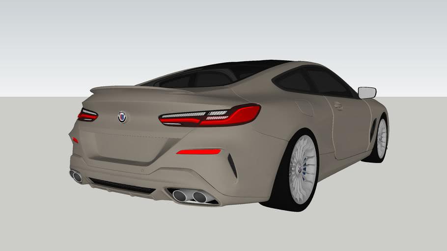 2021 BMW Alpina B8 Bi-Turbo Coupé Concept