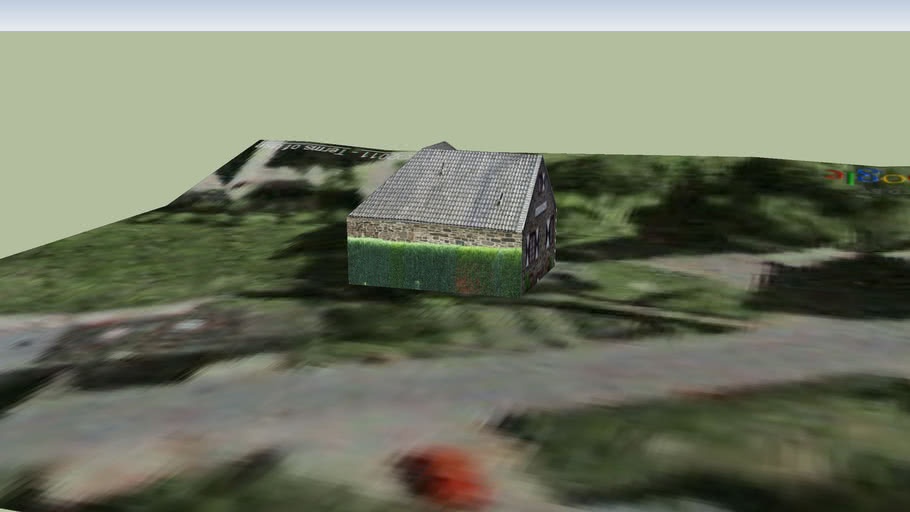 Kremer Mühle Simonskall