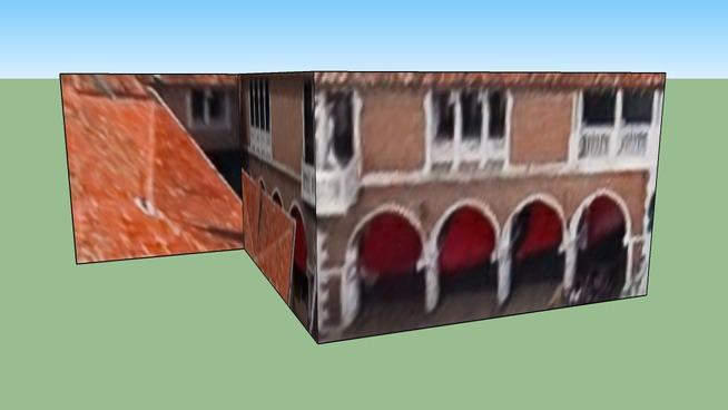 ヴェネツィア, イタリアにある建物