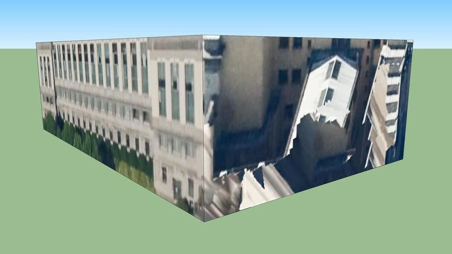 Edificio in Bruxelles, Belgio