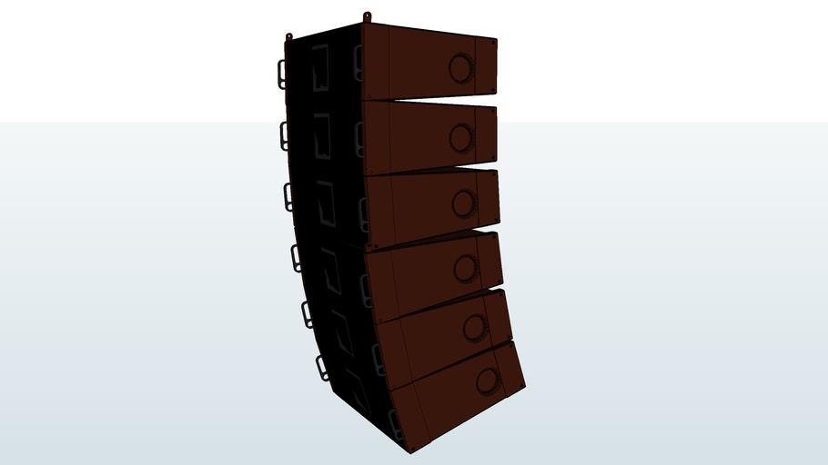 l-acoustics dV-Dosc x 6