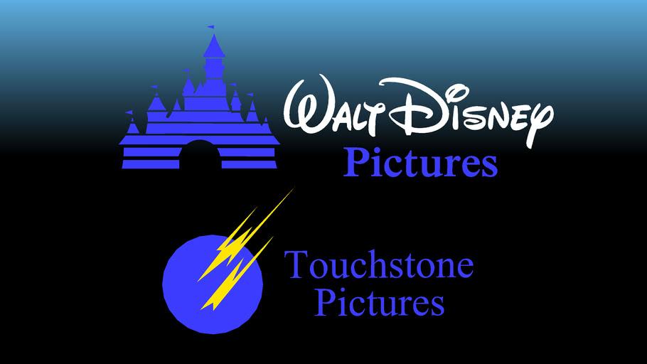 Walt Disney Pictures & Touchstone Pictures Logos