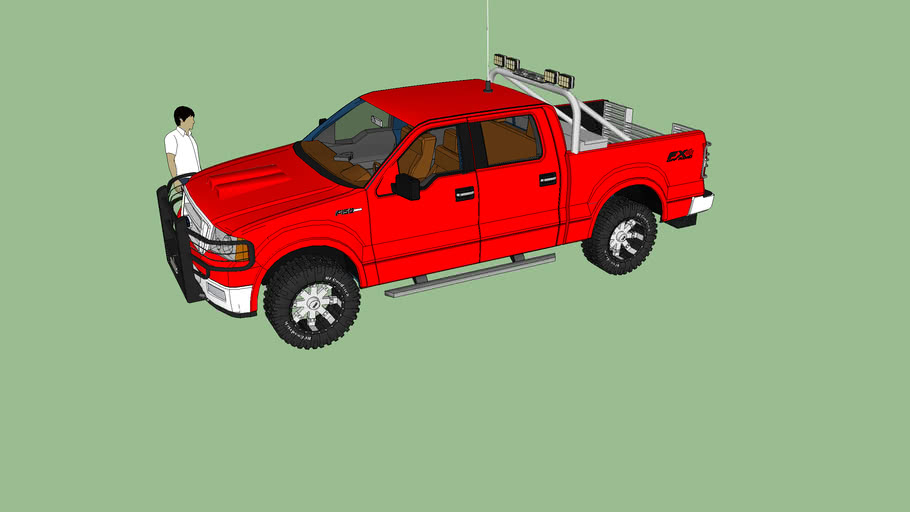 ford f-150 2006 hors route