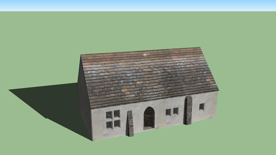 western English manor house
