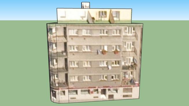 Budova, Na Veselí 9, Praha 4, Česká republika
