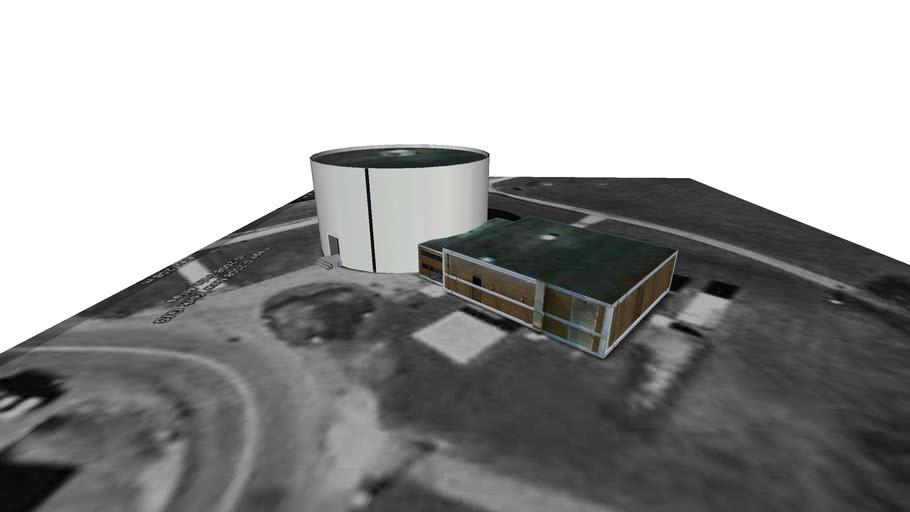 Buffalo Materials Research Center