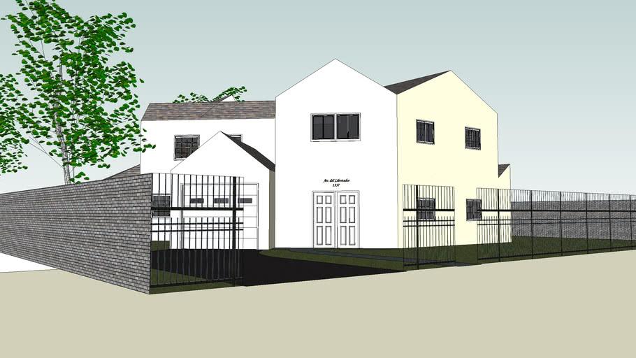 Casa en Av.Libertador 1337