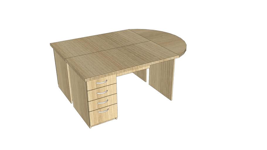 Desk - double