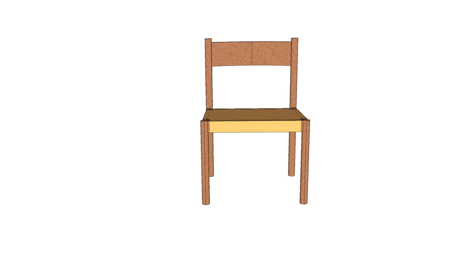 Misses Dining Chair -No Arms