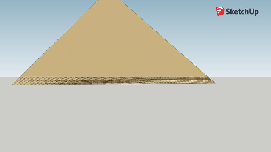Cheops pyramid 1.1