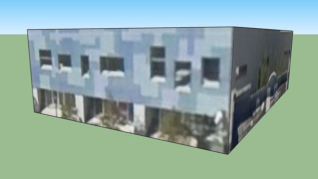 Art Design District Building 10 in Miami, FL, USA